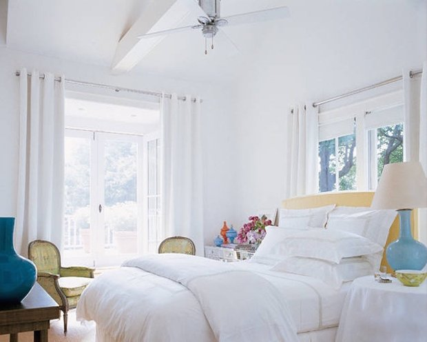 Фотография: Спальня в стиле Прованс и Кантри, Декор интерьера, Декор, Интерьеры звезд, Советы, Даша Набокова – фото на INMYROOM