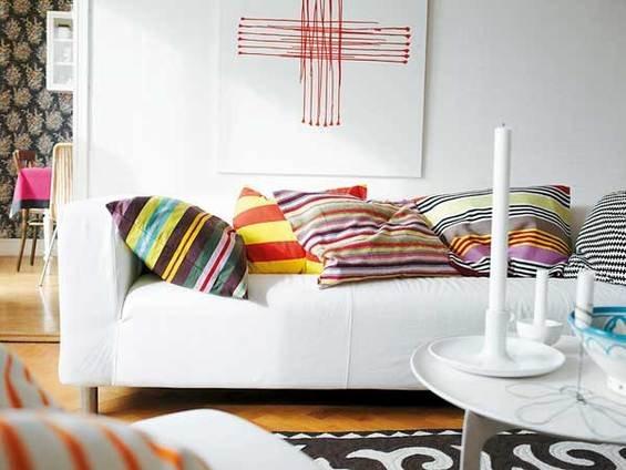 Фотография: Гостиная в стиле Прованс и Кантри, Скандинавский, Индустрия, Люди, IKEA – фото на INMYROOM