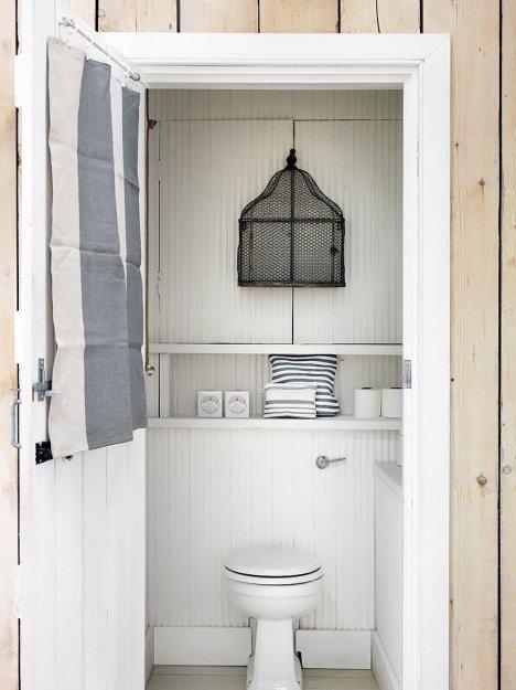 Фотография: Ванная в стиле Скандинавский, Эклектика, Дом, Дома и квартиры – фото на InMyRoom.ru