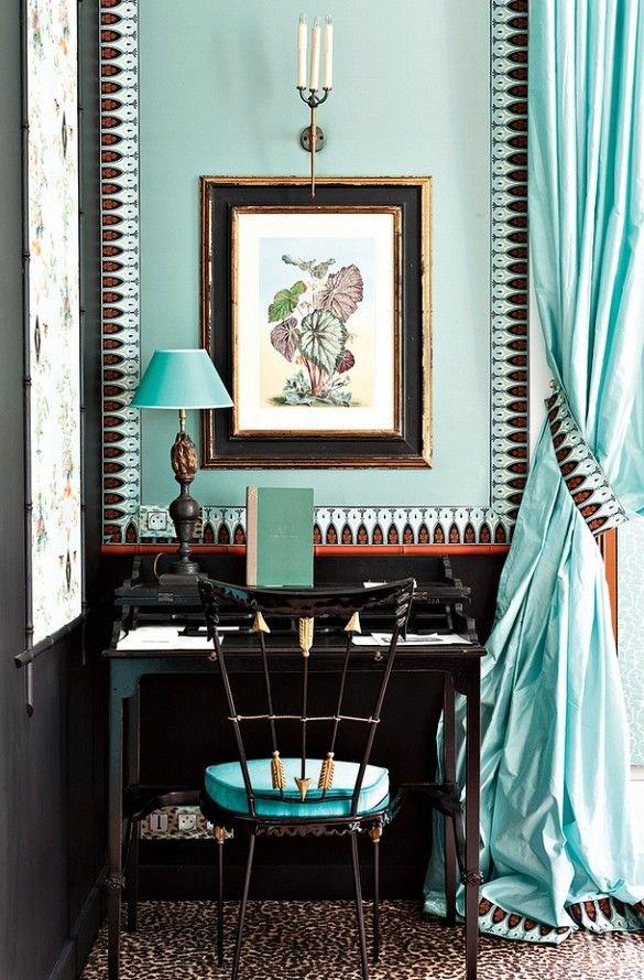 Фотография: Мебель и свет в стиле Прованс и Кантри, Восточный, Дизайн интерьера – фото на INMYROOM