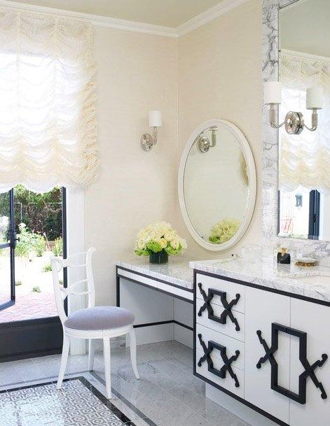 Фотография: Мебель и свет в стиле Классический, Декор интерьера, Текстиль, Шторы – фото на InMyRoom.ru