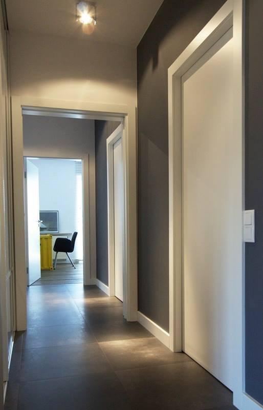 Фотография:  в стиле Современный, Лофт, Квартира, Дома и квартиры, Индустриальный, Польша – фото на INMYROOM