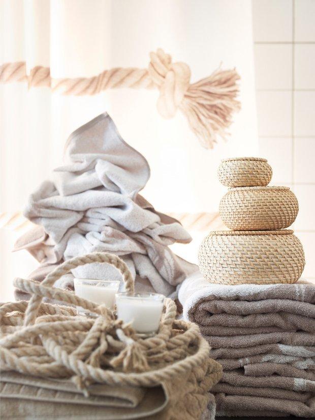 Фотография: Аксессуары в стиле , Ванная, Интерьер комнат, Советы, IKEA, Зеркала – фото на INMYROOM