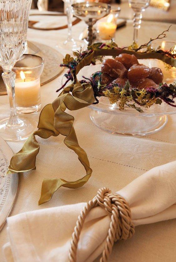 Фотография: Декор в стиле , Декор интерьера, DIY, Праздник, Новый Год, Стол – фото на INMYROOM