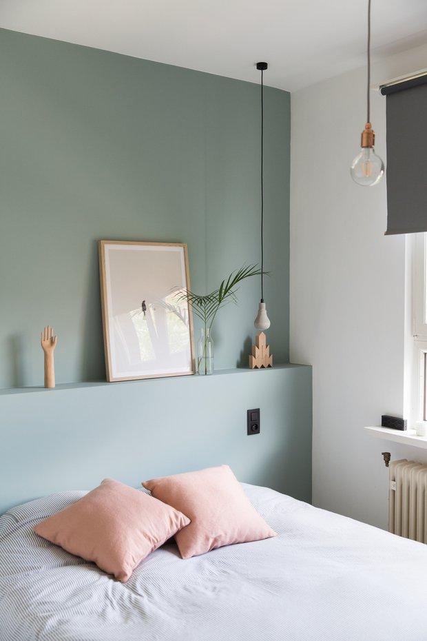 Фотография: Спальня в стиле Скандинавский, Атмосфера в доме – фото на INMYROOM