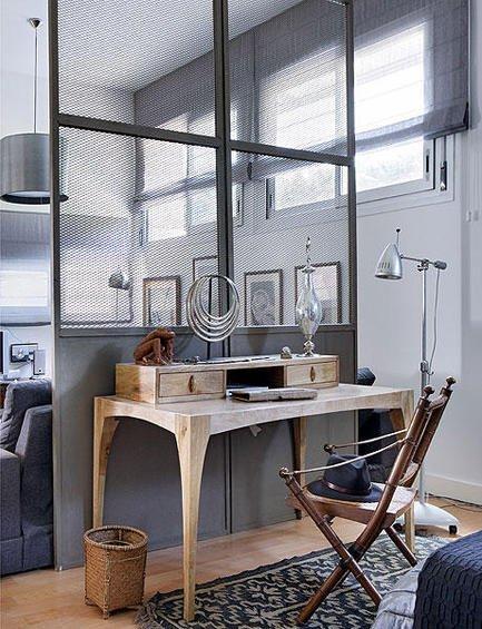 Фотография: Спальня в стиле Скандинавский, Декор интерьера, Малогабаритная квартира, Квартира, Дома и квартиры, Пол, Индустриальный – фото на INMYROOM