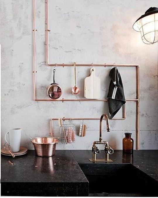Фотография: Кухня и столовая в стиле Лофт, Советы, Ремонт на практике – фото на INMYROOM