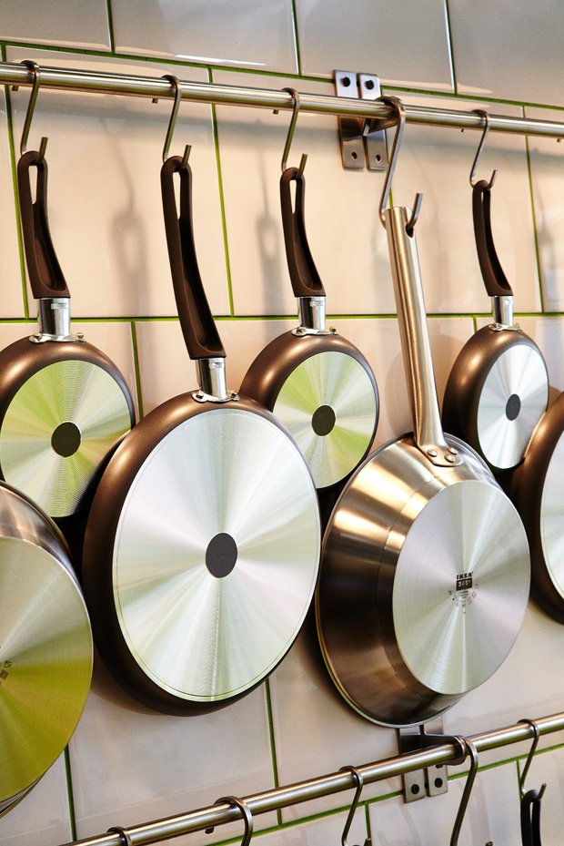 Фотография: Кухня и столовая в стиле Современный, Скандинавский, Индустрия, События, IKEA, Маркет, Эко, Artplay – фото на INMYROOM