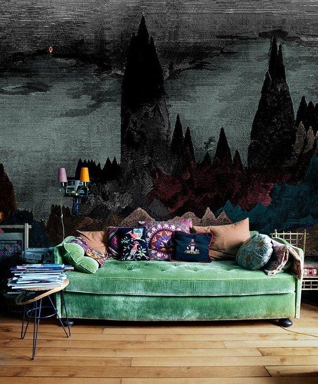 Фотография: Гостиная в стиле Прованс и Кантри, Декор интерьера, Аксессуары – фото на INMYROOM