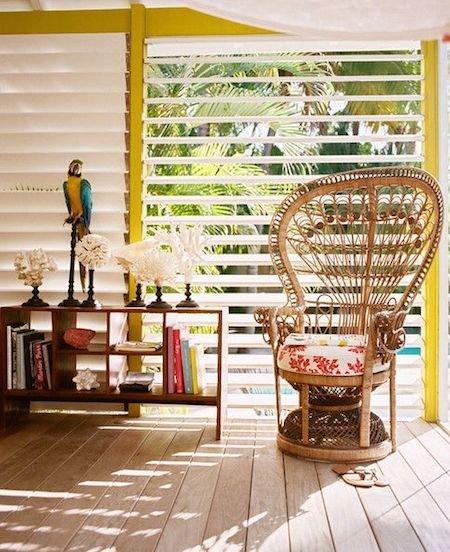 Фотография: Мебель и свет в стиле Восточный, Декор интерьера, Декор дома, Плетеная мебель – фото на INMYROOM