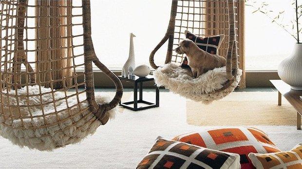 Фотография: Гостиная в стиле Скандинавский, Декор интерьера, DIY – фото на INMYROOM