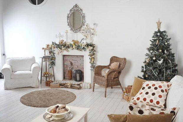 Фотография:  в стиле , Декор интерьера, DIY, Декор, Советы, Новый Год – фото на INMYROOM