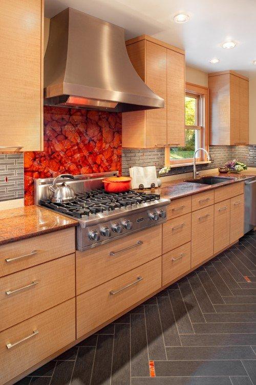 Фотография: Прочее в стиле , Кухня и столовая, Декор интерьера, Интерьер комнат, Мозаика – фото на INMYROOM