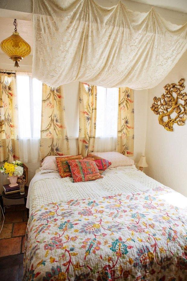 Фотография: Спальня в стиле Прованс и Кантри, Ремонт на практике – фото на INMYROOM