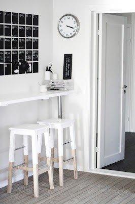 Фотография: Декор в стиле Скандинавский, Кухня и столовая, Декор интерьера, Мебель и свет – фото на INMYROOM