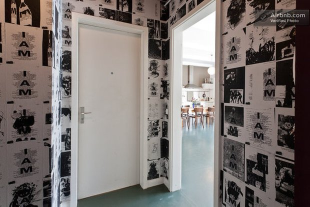 Фотография: Гостиная в стиле Классический, Современный, Декор интерьера, Квартира, Дома и квартиры, Airbnb – фото на INMYROOM
