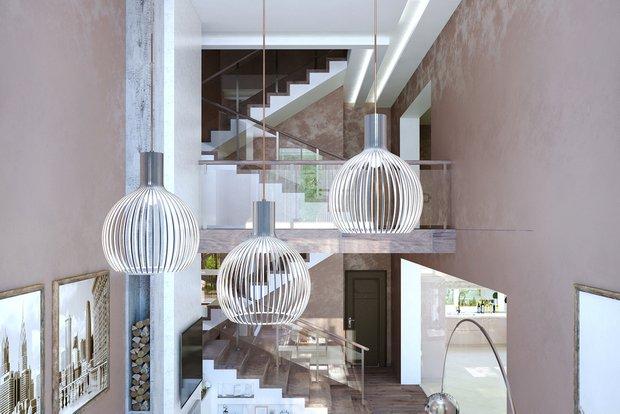 Фотография: Прихожая в стиле Современный, Классический, Декор интерьера, Дом, Архитектура, Минимализм – фото на InMyRoom.ru