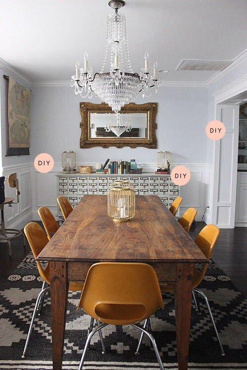Фотография:  в стиле , Кухня и столовая, Классический, Современный, Переделка – фото на INMYROOM