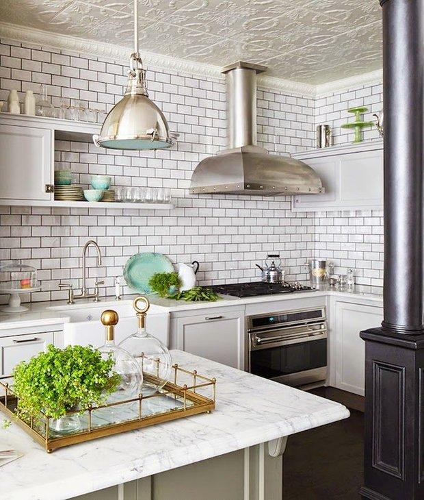 Фотография: Кухня и столовая в стиле Скандинавский, Ремонт на практике – фото на INMYROOM