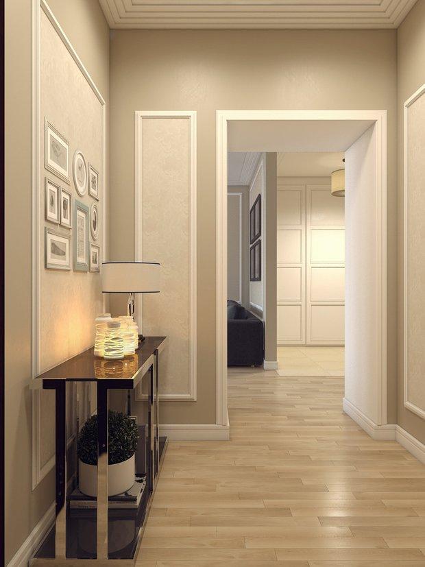 Фотография: Прихожая в стиле Современный, Классический, Квартира, Советы, Гид – фото на INMYROOM