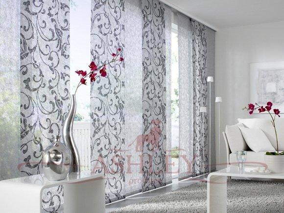 Фотография: Гостиная в стиле Современный, Декор интерьера, Текстиль, Шторы – фото на INMYROOM