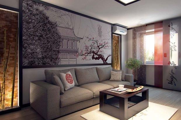 Фотография: Гостиная в стиле Восточный, Декор интерьера, Квартира, Дом – фото на INMYROOM