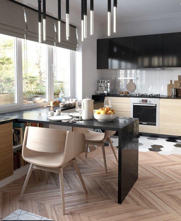 Фотография: Кухня и столовая в стиле Современный, Советы, Гид, Oras – фото на INMYROOM