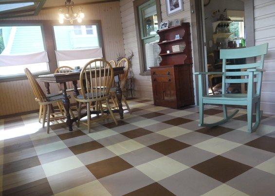 Фотография: Кухня и столовая в стиле Прованс и Кантри, Декор интерьера, Декор дома, Прованс, Пол – фото на INMYROOM