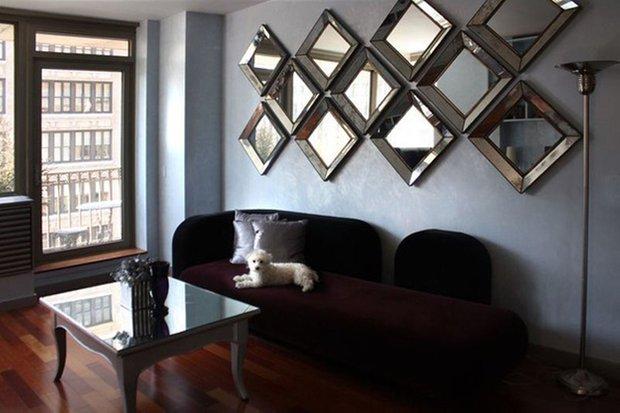 Фотография: Прихожая в стиле Лофт, Современный, Декор интерьера, Декор дома, Зеркало – фото на INMYROOM