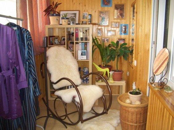 Фотография: Балкон в стиле Скандинавский, Декор интерьера, Квартира, Интерьер комнат – фото на INMYROOM