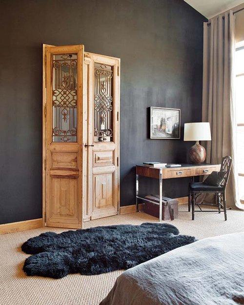 Фотография: Спальня в стиле Прованс и Кантри, Декор интерьера, Дом, Франция, Дома и квартиры – фото на INMYROOM