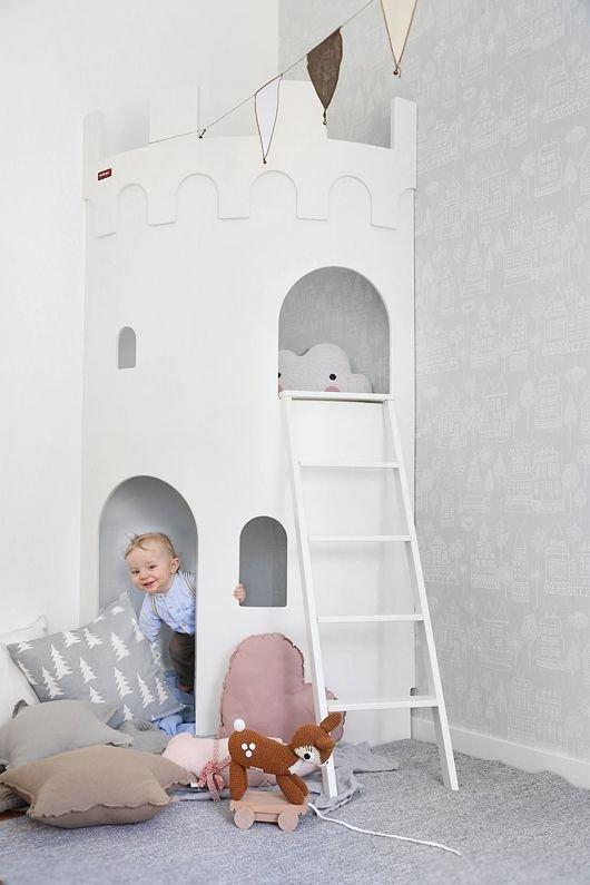 Фотография:  в стиле , Детская, Декор интерьера, Советы, Перепланировка – фото на INMYROOM