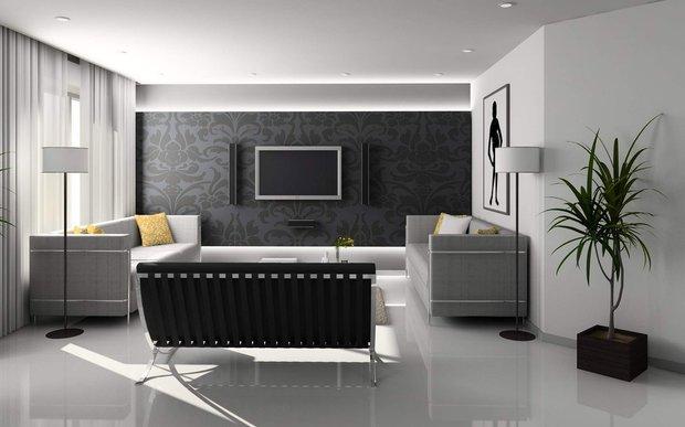 Фотография: Гостиная в стиле Современный, Хай-тек, Декор интерьера, Дизайн интерьера, Цвет в интерьере – фото на INMYROOM