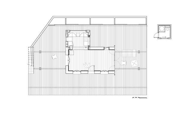 Фотография: Планировки в стиле , Дом, Дома и квартиры, Городские места, Переделка – фото на INMYROOM