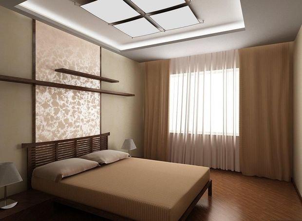Фотография: Спальня в стиле Восточный, Квартира, Дом, Планировки, Советы, Перепланировка – фото на INMYROOM