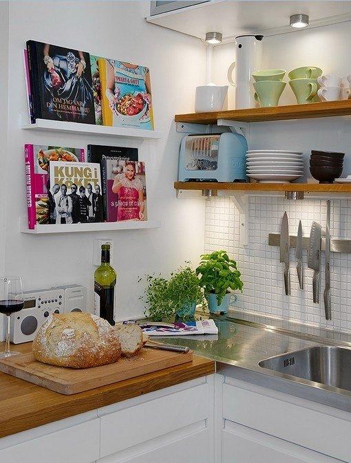 Фотография: Декор в стиле , Кухня и столовая, Интерьер комнат – фото на INMYROOM