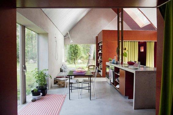 Фотография: Кухня и столовая в стиле Лофт, Скандинавский, Декор интерьера, Дом, Дома и квартиры – фото на INMYROOM