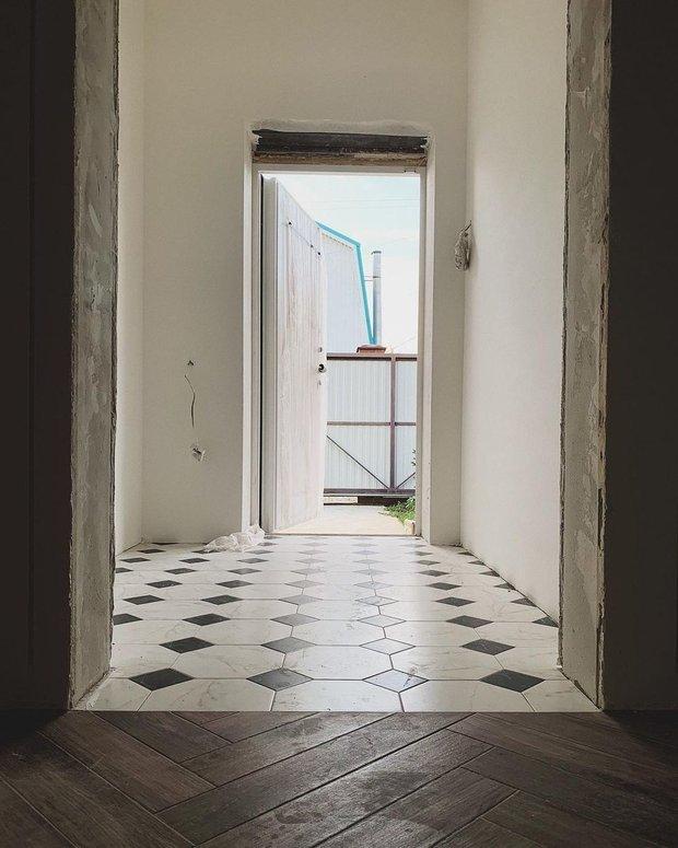 Фотография:  в стиле , Дом, Советы, Ремонт на практике, Краснодар, Более 90 метров – фото на INMYROOM