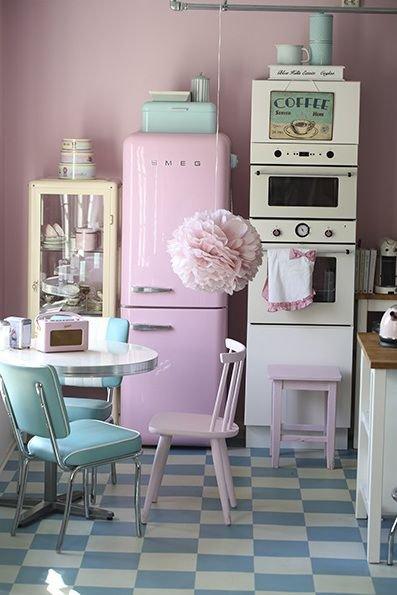 Фотография: Кухня и столовая в стиле Лофт, Декор интерьера, Дизайн интерьера, Декор, Цвет в интерьере – фото на INMYROOM