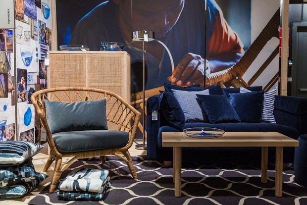 Фотография: Гостиная в стиле Скандинавский, Гид, ИКЕА – фото на INMYROOM