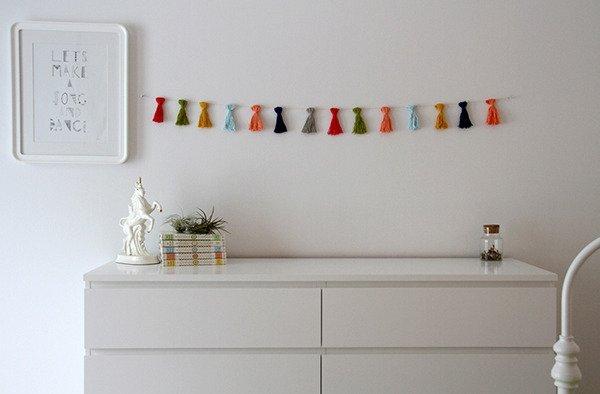 Фотография: Мебель и свет в стиле Скандинавский, Детская, Интерьер комнат, Цвет в интерьере, Белый – фото на INMYROOM