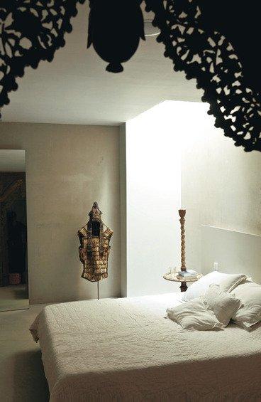 Фотография: Спальня в стиле Восточный, Дом, Дома и квартиры – фото на INMYROOM
