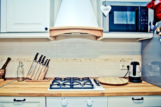 Фотография: Кухня и столовая в стиле Скандинавский, Квартира, Дома и квартиры, Ремонт – фото на INMYROOM