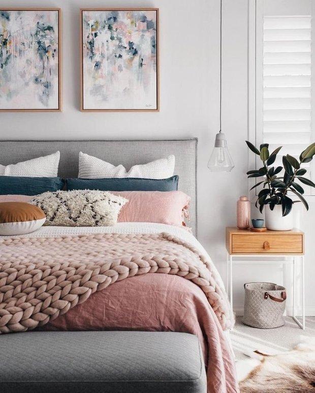 Фотография: Спальня в стиле Скандинавский, Советы, уборка, Организация пространства, организация хранения, метод конмари – фото на INMYROOM