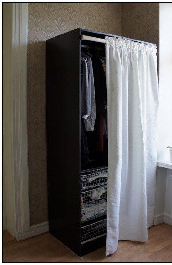 Фотография: Прочее в стиле , Декор интерьера, Дом, Декор дома, Системы хранения, Шторы – фото на INMYROOM