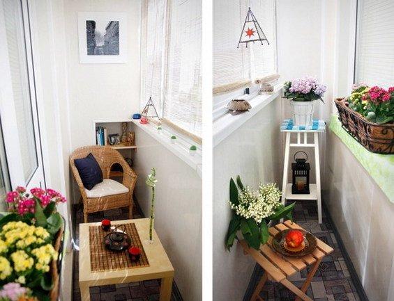 Фотография: Аксессуары в стиле Восточный, Балкон, Декор интерьера, Квартира, Интерьер комнат – фото на INMYROOM
