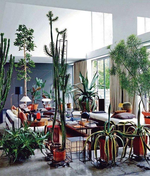 Фотография:  в стиле Современный, Декор интерьера, Мебель и свет, Перегородки – фото на INMYROOM