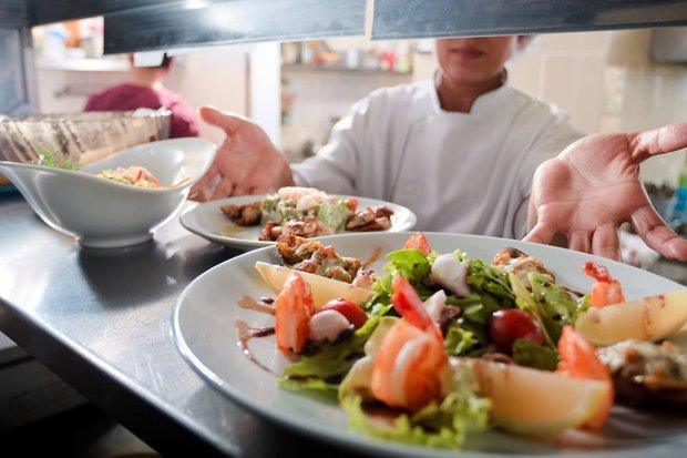 Фотография:  в стиле , Ресторан, Обзоры – фото на INMYROOM