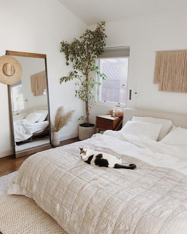 Фотография: Спальня в стиле Скандинавский, Советы, здоровый микроклимат в квартире – фото на INMYROOM