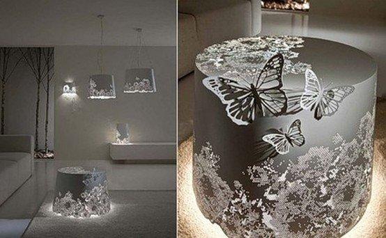 Фотография:  в стиле , Декор интерьера, Дом, Декор дома, Сервировка стола – фото на INMYROOM